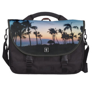 A beautiful sunset laptop computer bag