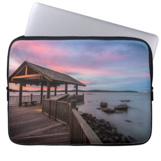 A Beautiful Sunset Laptop Sleeves
