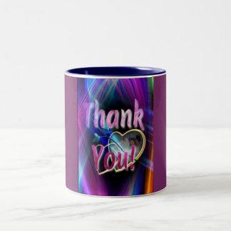 "A beautiful ""Thank You"" Mug of Appreciation"