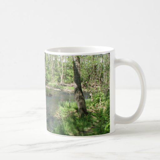 A Beautiful View of the River Mug