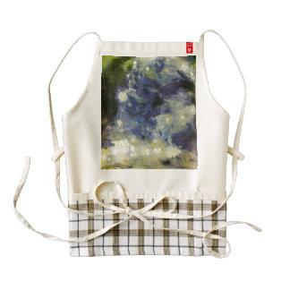 A beautiful waterfall zazzle HEART apron