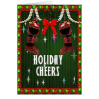 A Beautiful way to wish you Holiday Cheers Cards