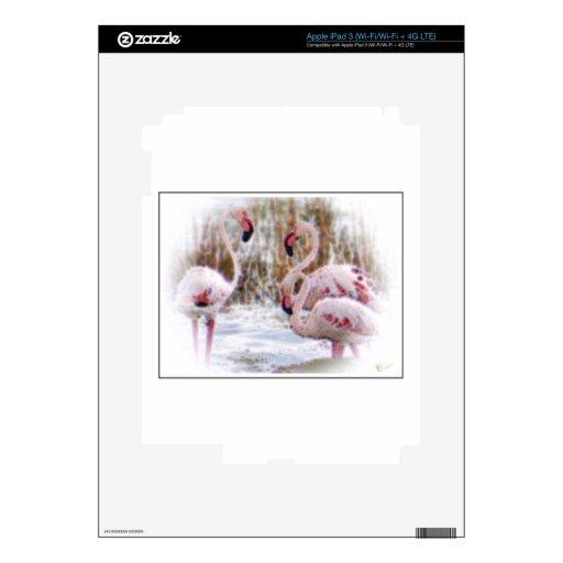 A Beautiful World iPad 3 Decals