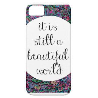 A Beautiful World iPhone SE/5/5s Case