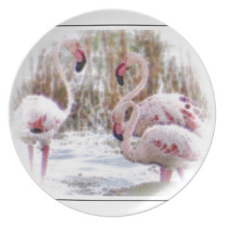 A Beautiful World Party Plates