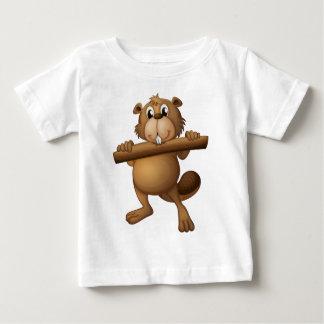 A beaver t-shirt