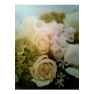 A Bed Of Roses Poster