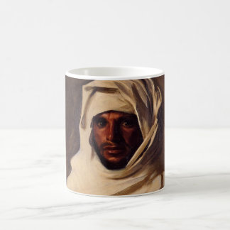 A Bedouin Arab Coffee Mug
