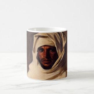 A Bedouin Arab Classic White Coffee Mug