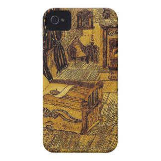 A Bedroom In The Castle iPhone 4 Case-Mate Case