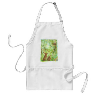 A Bedtime Story Adult Apron