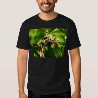 A Bees Texture T-shirts