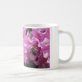 A Bee's Work Classic White Coffee Mug