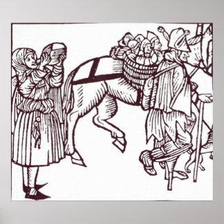 A Beggar Family Poster