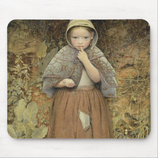 A Beggar on the Path, 1856 Mouse Pad