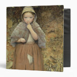 A Beggar on the Path, 1856 Vinyl Binders