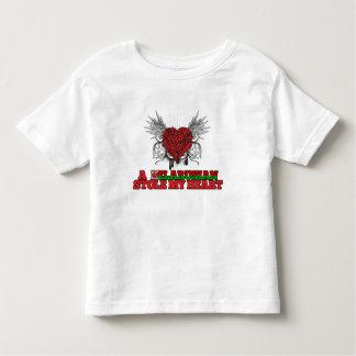 A Belarusian Stole my Heart Toddler T-shirt