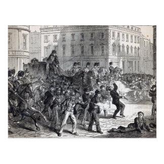 A Belfast Riot Postcard