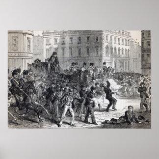 A Belfast Riot Print