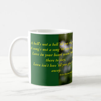 A Bell's Not A Bell... Coffee Mug