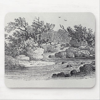 A Bend in the River from 'History of British Mouse Pad