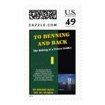 A Benning y a la parte posterior Sello