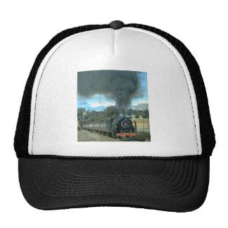 A Bethlehem to Bloemfontein train approaches Owant Trucker Hats