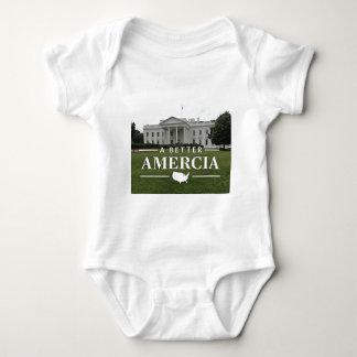 A Better Amercia Baby Bodysuit