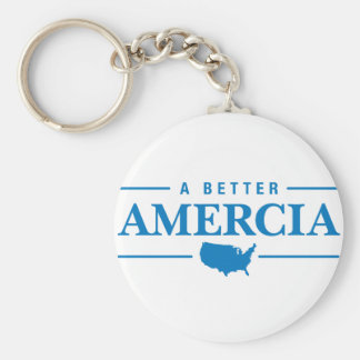 A Better Amercia Keychain