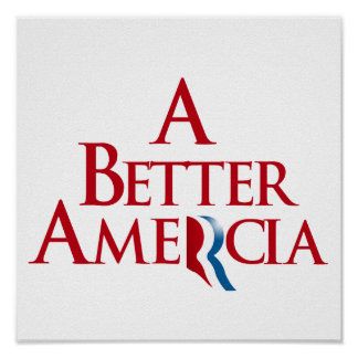 A Better Amercia.png Poster