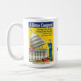 A Better Congress mug mug