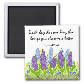A Better Tomorrow Magnet