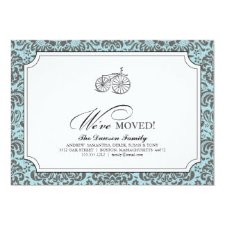 a bicycle built for two {we've moved} card