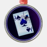 A Big Ace Ornament
