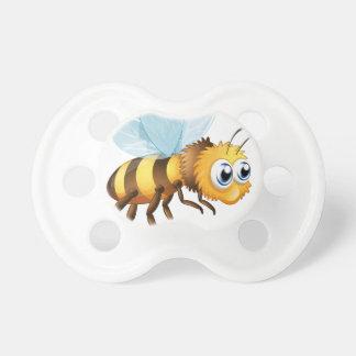 A big bee baby pacifier