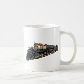 A Big Boy Steam Locomotive Coffee Mug