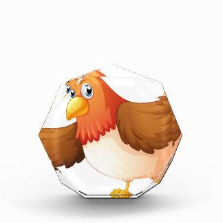 A big fat hen award