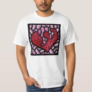 A Big Heart Tee Shirt