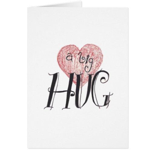A Big Hug Card