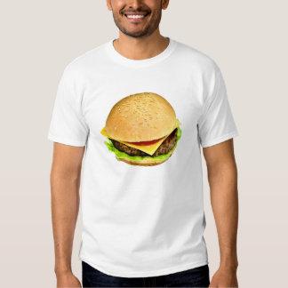 A Big Juicy Cheeseburger Photo Shirt