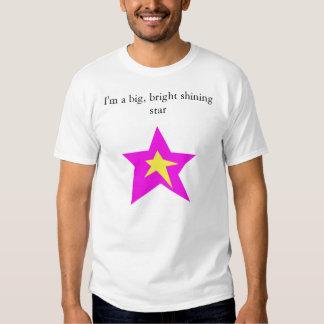 A Big Star (front) T-shirt