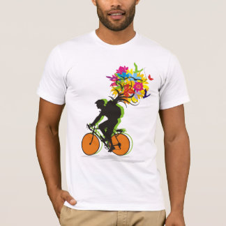 A bikers pack of nature T-Shirt
