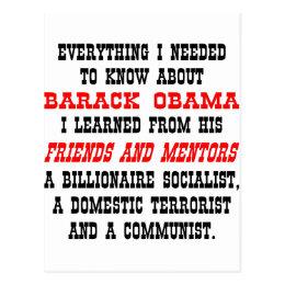 A Billionaire Socialist, A Domestic Terrorist And Postcard