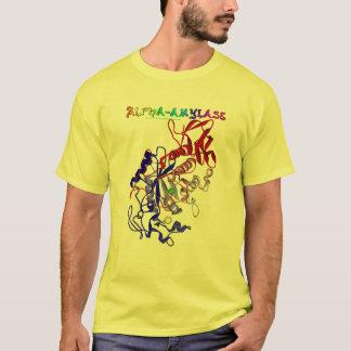 """A Biology student would love-Salivary-Alpha Amyla T-Shirt"