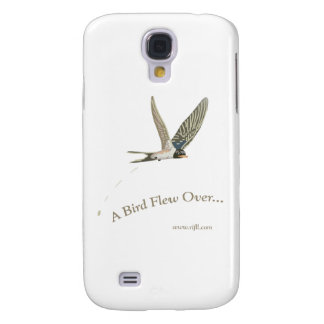 A-Bird-Flew-Over Samsung Galaxy S4 Case
