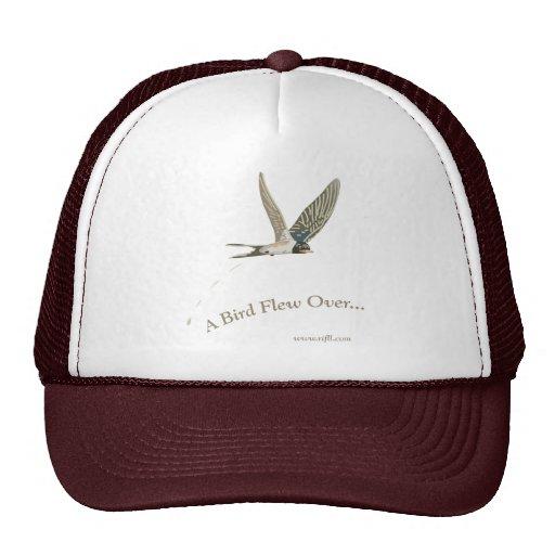 A-Bird-Flew-Over Trucker Hat
