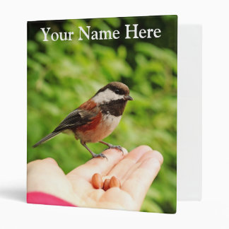 A Bird in the Hand 3 Ring Binder