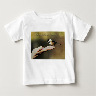 A Bird in the Hand Baby T-Shirt
