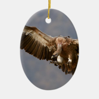 A Bird of Prey Ceramic Ornament