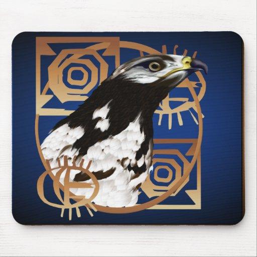 A Bird Of The Serengeti 2  Mousepad
